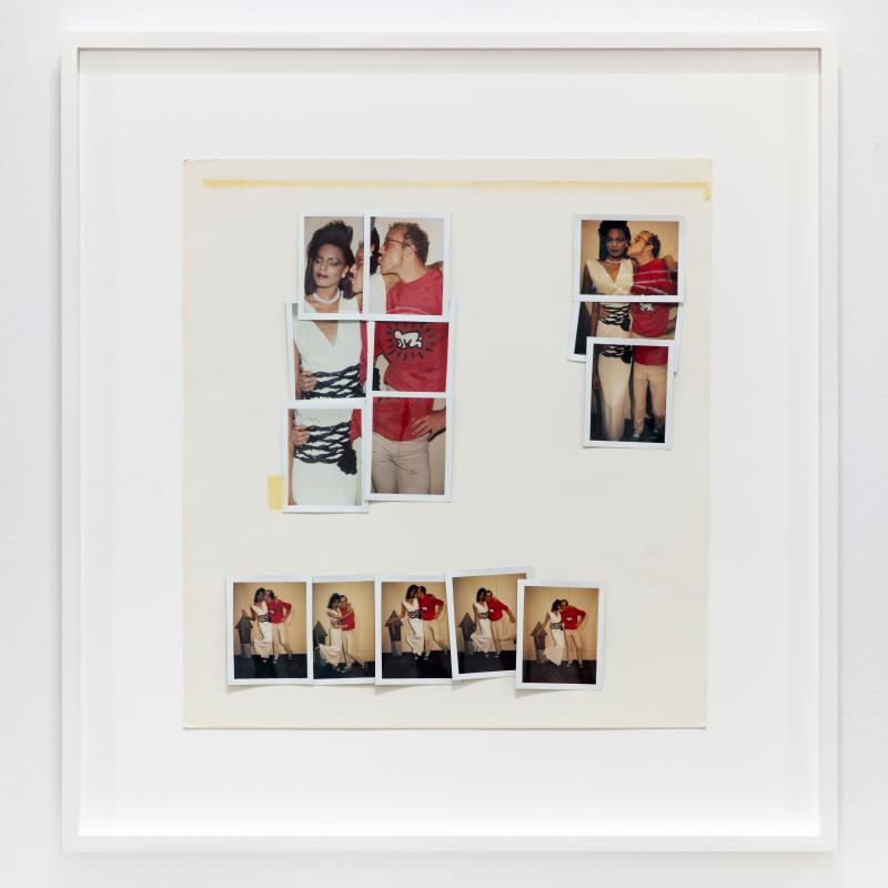 Andy Warhol, Keith Haring, #AW84.004, galerie italienne